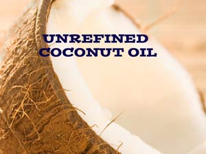 Unrefined Coconut Oil